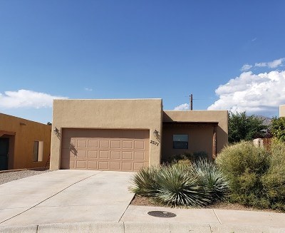Alamogordo Single Family Home For Sale: 2571 Las Alturas Ct