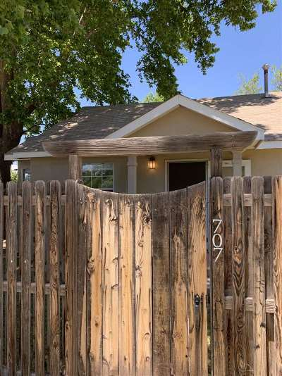 Tularosa Single Family Home For Sale: 707 Durazno St
