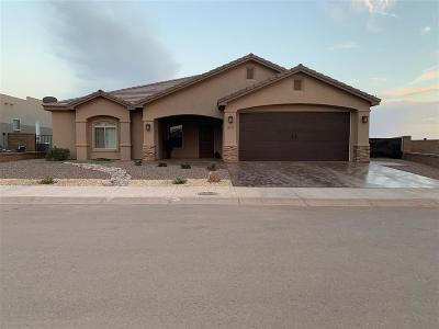 Alamogordo Single Family Home For Sale: 1071 Chicory