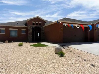 Alamogordo Single Family Home For Sale: 1106 La Bajada Dr