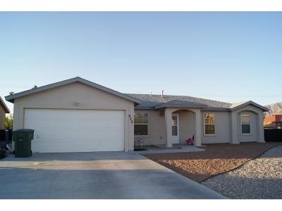Alamogordo NM Single Family Home For Sale: $154,900