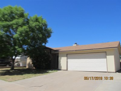 Alamogordo Single Family Home For Sale: 1903 Crescent Dr