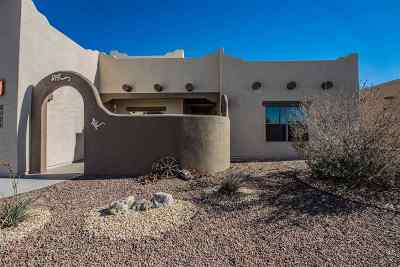 Alamogordo Single Family Home For Sale: 4121 Wood Lp