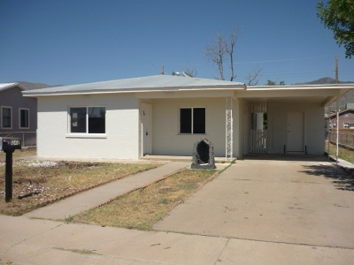 Alamogordo Single Family Home For Sale: 1302 Puerto Rico Av