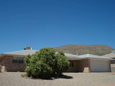Alamogordo Single Family Home Under Contract: 2815 Carmel Dr