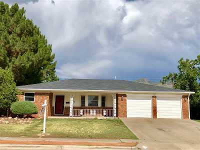Alamogordo Single Family Home For Sale: 1606 Juniper Dr