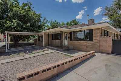 Alamogordo NM Single Family Home For Sale: $139,000