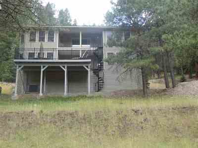 Cloudcroft Single Family Home For Sale: 15 Plug Nickel Rd