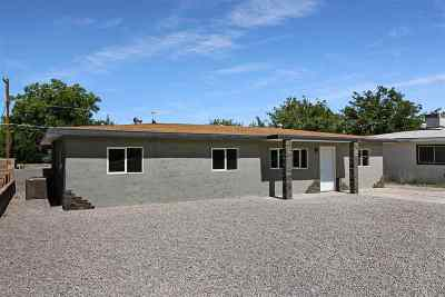 Alamogordo Single Family Home Uc Taking Backup Offers: 1301 Maple Dr