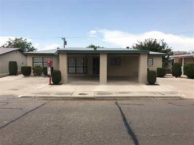 Alamogordo Single Family Home For Sale: 1511 Arizona Av