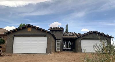 Alamogordo Single Family Home For Sale: 322 Desert Sun Ct