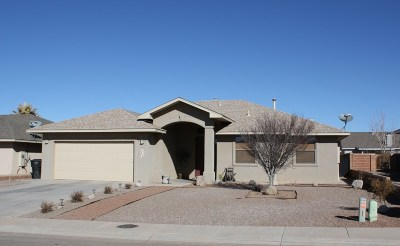 Alamogordo Single Family Home For Sale: 219 Ascot Parade