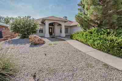 Alamogordo Single Family Home For Sale: 3673 Ironwood Dr