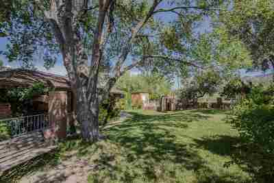 La Luz Single Family Home For Sale: 8 Cottonwood Canyon Rd