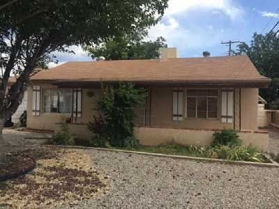 Alamogordo Single Family Home For Sale: 504 Dewey Ln