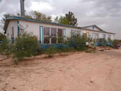 La Luz Single Family Home For Sale: 145 Danley Ranch Rd