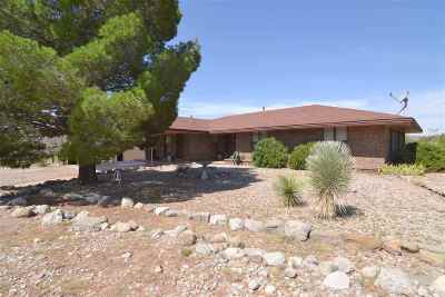 Single Family Home For Sale: 8 Zia Trl
