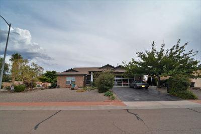 Alamogordo Single Family Home For Sale: 2292 Camino De Suenos