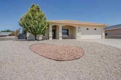 Alamogordo Single Family Home For Sale: 403 Chaco