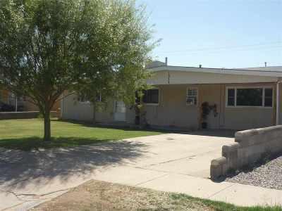 Alamogordo Single Family Home For Sale: 1211 Maple Dr