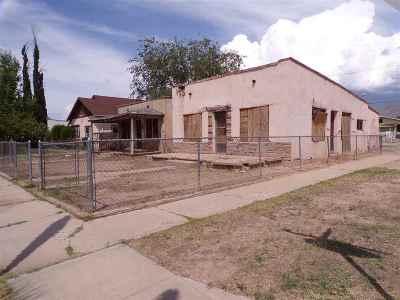 Alamogordo Single Family Home For Sale: 700 Delaware Av