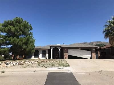 Alamogordo Single Family Home For Sale: 3203 Sunny Cir