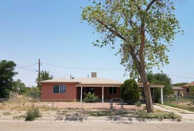 Alamogordo Single Family Home For Sale: 605 Fifth St