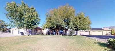 Alamogordo Single Family Home For Sale: 7 Pueblo Trl