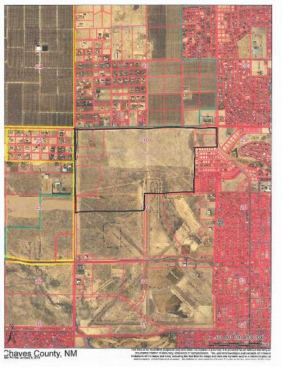 Roswell NM Residential Lots & Land For Sale: $8,000,000