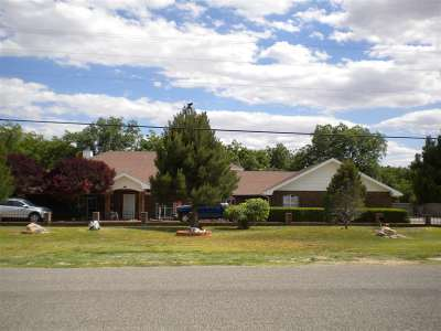 Roswell Single Family Home For Sale: 2000 W Mescalero Rd.