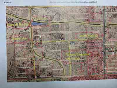 Roswell NM Residential Lots & Land For Sale: $160,000