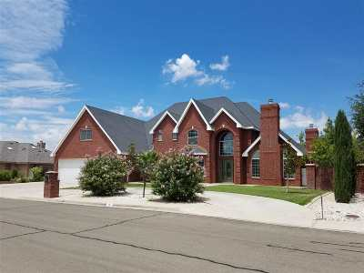 Roswell Single Family Home For Sale: 13 Granite Circle