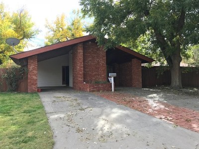 Roswell NM Single Family Home For Sale: $250,000