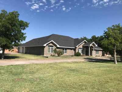 Roswell Single Family Home For Sale: 4500 Verde Dr