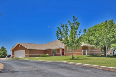 Roswell Single Family Home For Sale: 3237 Sundance Loop