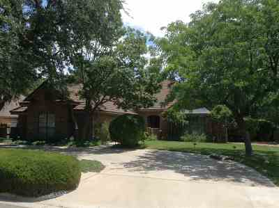 Roswell Single Family Home For Sale: 2009 Brazos St.