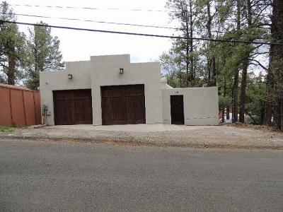 Ruidoso NM Single Family Home For Sale: $450,000