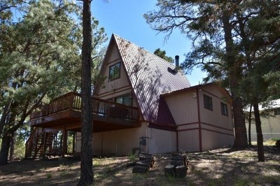 Single Family Home For Sale: 114 Via Selva