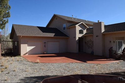 Ruidoso Single Family Home For Sale: 136 Deer Creek Rd #2