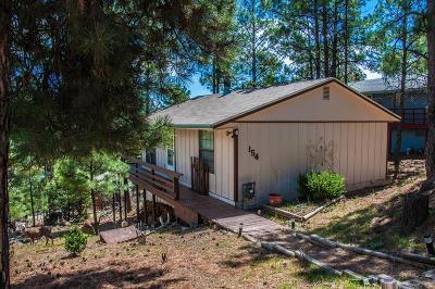 Ruidoso NM Single Family Home For Sale: $124,500