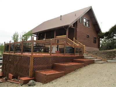 Single Family Home For Sale: 111 Ranchman's Camp Rd #x