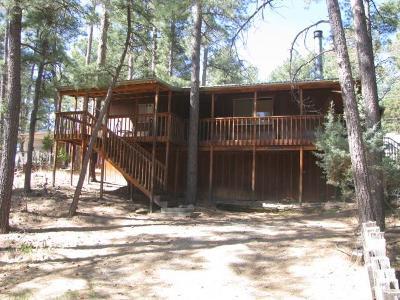Single Family Home For Sale: 191 Juniper Rd #II