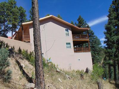Ruidoso NM Single Family Home For Sale: $220,000