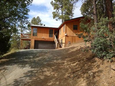 Single Family Home For Sale: 213 Juniper Rd #V