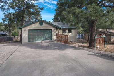 Single Family Home For Sale: 203 Nogal Pl