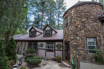 Single Family Home For Sale: 114 Black Forest Rd #2