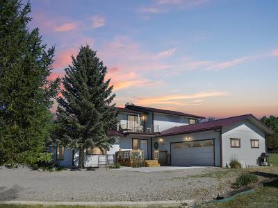 Single Family Home For Sale: 412 Barcus Rd
