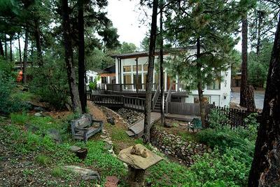Single Family Home For Sale: 206 Chaves Rd #II