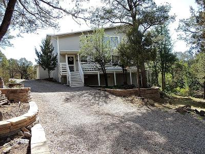 Ruidoso NM Single Family Home For Sale: $398,000
