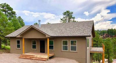 Ruidoso NM Single Family Home For Sale: $317,500